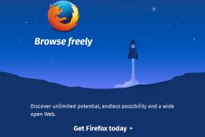 Доля Firefox на рынке десктопных браузеров продолжает сокращаться»