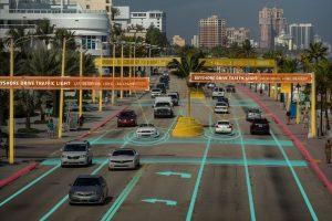 Глобальные HD-карты для робомобилей появятся к 2020 году