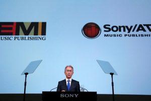 Сделка на $2,3 млрд сделает Sony крупнейшим музыкальным издателем в мире»