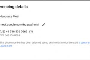 Google начала переводить пользователей G Suite с видеочата Hangouts на Hangouts Meet»