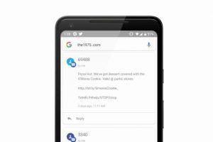 Необычный баг Android позволяет читать личные сообщения»