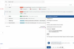 В обновлённом Gmail могут появиться самоуничтожающиеся письма»